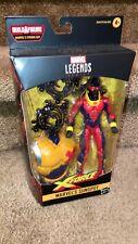 Hasbro Marvel Legends X-Force SUNSPOT Strong Guy Series BAF Action Figure NIB