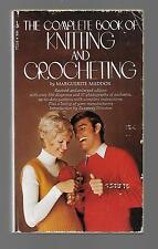 Complete Book of Knitting and Crochet 1971  #090