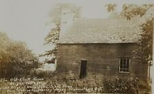 """Amherstburg, Ontario, Canada  """"The Old Elliot Home"""" Eliza's Cottage RPPC A18"""
