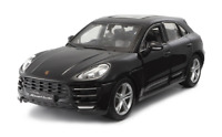 Bburago 1:24 Porsche Macan Diecast Model Sports Racing Car Toy NEW IN BOX Black