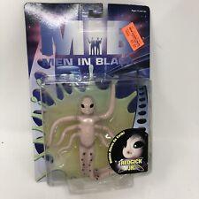 1997 Mib Men in Black Hidden Alien Redgick Jr. Action Figure by Galoob - sealed