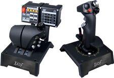 Saitek PRO Flight X-65F HOTAS Combat Control System for PC