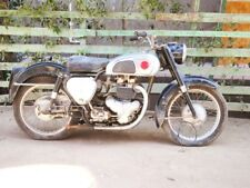 BSA A10 GOLDEN FLASH NOS 1962 NEW OLD STOCK PARTS ORIGINAL NEED TO FINISH RARE