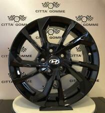"""Cerchi in lega Hyundai iX20 iX35 i30 Kona Ioniq Tucson XG da 17"""" NUOVI TOP S5"""