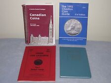 Canadian Coin Catalog Lot of 3 Catalogs Coins Money