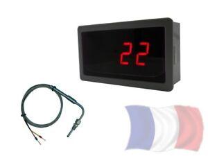 EGT manomètre de température d'échappement - SWAPLAND -