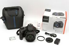 Sony Cyber-shot DSC-HX400V 20.4MP Compact Digital SLR Camera w/box