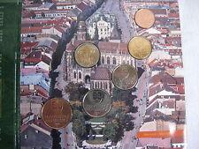 SLOWAKEI 2006 KMS ST BU HGH - HISTORISCHE REGIONEN - NR.2 - Auflage nur 4500