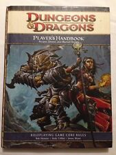 Dungeons and Dragons 4th Edition Player's Handbook 4E D20