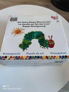 la chenille qui fait des trous jeux loisirs enfants puzzle de sol  éducatif