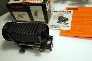 NOVOFLEX Auto bellows Balgengerät für Canon FD