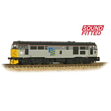 Graham Farish 371-136sf Class 31 BR Railfreight Petroleum Sector Sound
