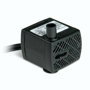 Pioneer Pet Pump Replacement for Smartcat Fountains 12V, Black