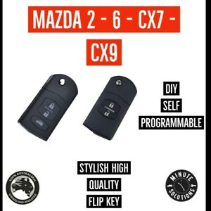 FITS MAZDA 2 6 CX7 CX9 CX 7 CX 9 REMOTE KEY LESS ENTRY  2007 - 2015