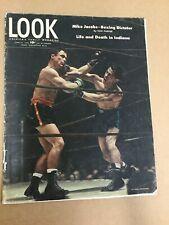 Rocky Graziano - Boxing - 1946 LOOK Magazine - Complete Issue