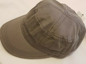 Chino Cadet Cap Military Style Army Cap Urban Baseball Cap. Sun Hat