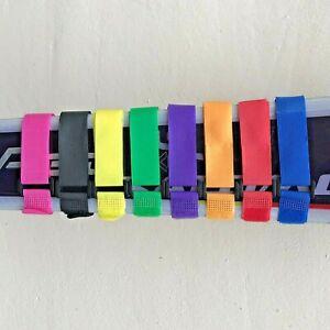 2 x SKI TIES - 40cm Long Ski Strap Hook and Loop - Various Colours  - UK Stock