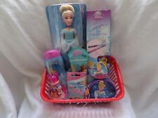 CINDERELLA DISNEY PRINCESS GIFT SET WITH HAIR STRAIGHTENERS