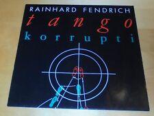 """12""""  Maxi Reinhard Fendrich Tango korrupt,Mint ungespielt,ariola 611 779"""