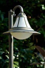Außenlampe Außenleuchte Sockelleuchte Gartenlampe Pollerleuchte Wegeleuchte 711