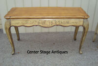 59459 Decorator Library Console Table Hall Sofa Stand