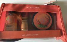 The Body Shop Mango Body Care Collection Festive Picks Small Gift Set Brand New