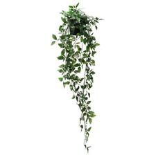 Planta Artificial En Maceta De Ikea fejka, Cesta De Vid Para Colgar O Decoración de estantería