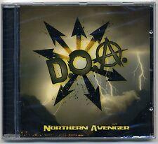 D.O.A. - Northern Avenger CD GERMAN PRESS Subhumans Skulls SNFU Canada BC Punk