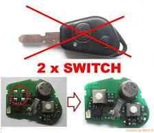 2 SWITCH PEUGEOT 206 306 106 607 105 405 406