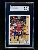 1991-92 Upper Deck #44 Michael Jordan SGC 10