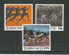 GIBRALTAR 1996 MODERN OLYMPIC GAMES SG,776-778 U/MM N/H LOT 4451A