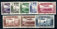 SYRIE 1937 Yvert PA 78-85 ** POSTFRISCH SATZ FLUGPOST (F4129