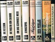 Karl May Verlag 9 Bände Abenteuerliteratur