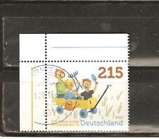 BRD 3158 Erster Kindergarten in Deutschland gestempelt 4