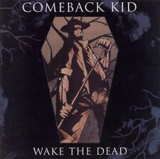 WAKE THE DEAD CD COMEBACK KID BRAND NEW SEALED
