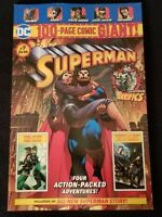 Superman Giant #7 100 Page Walmart Exclusive-Controversial Lois Lane Story CW!