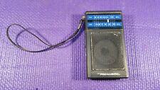 Vintage Realistic Model #12-724 Transistor Radio