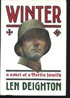 Winter: A Novel of a Berlin Family by Len Deighton