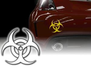 Auto Aufkleber Bio hazard CaseModding PC Tower 60cm JDM Decals OEM Auto Tattoo
