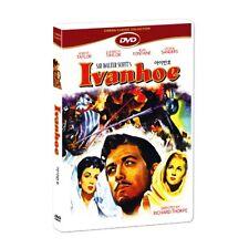 Ivanhoe (1952) DVD (Sealed) ~ Robert Taylor, Elizabeth Taylor