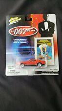 "Johnny Lightning James Bond 007 Ford Mustang Mach I ""Diamonds are Forever"""