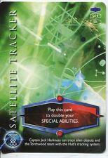 Torchwood TCG Trading Card #014 Satellite Tracker