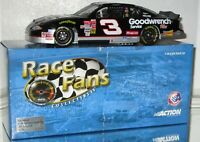 2001 Dale Earnhardt #3 GM GOODWRENCH SERVICE PLUS RFO W/SONIC 1/24 CAR AWESOME