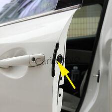 4Pcs Durable Brown Car Door Guard Opening Scratch Anti-collision Protector
