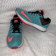 NIKE ZOOM ELITE  Women's Athletic Running Shoes Size 8 654444-300   EXCELLENT
