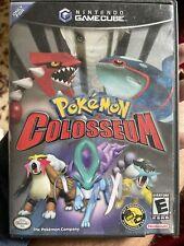 Pokemon Colosseum (GameCube, 2004) Authentic & Tested