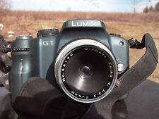 Olympus Zuiko C. F3.5 4cm no.62199 Exakta Sony APS-C m4/3 rds NIKON Canon Bolex