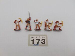 Wargaming Fantasy D&D Grenadier Amazon Warriors Archers 173-294