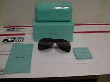 b4cb7647677c Authentic Tiffany   Co sunglasses wrap shield TF 3017 6001 4F 125 N