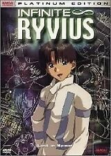 Infinite Ryvius - Lost In Space : Vol 1 (DVD, 2004)